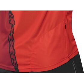 Alpinestars Crest 3/4 Jersey Heren, rio red alpinestars red